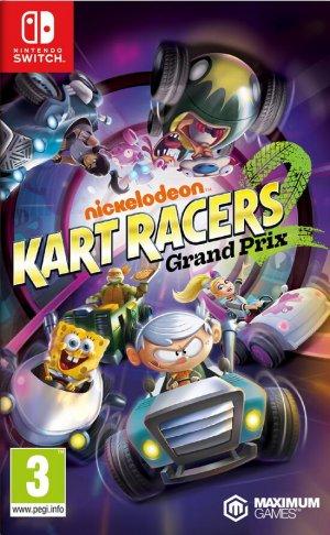 Cover Nickelodeon Kart Racers 2: Grand Prix