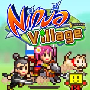Cover Ninja Village (Nintendo Switch)