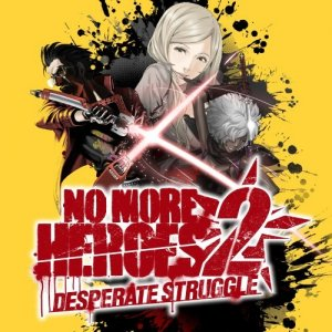 Cover No More Heroes 2: Desperate Struggle