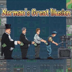 Cover Norman's Great Illusion