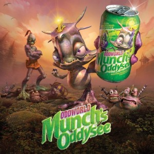 Cover Oddworld: Munch's Oddysee
