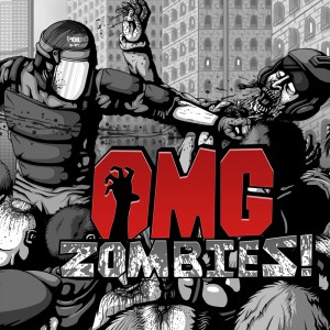 Cover OMG Zombies!