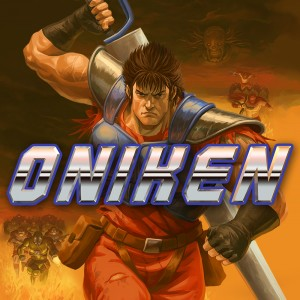 Cover Oniken: Unstoppable Edition