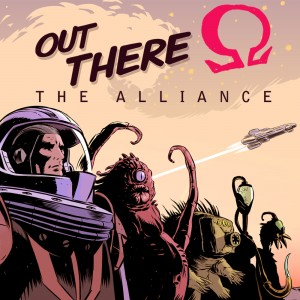 Cover Out There: Ω The Alliance (Nintendo Switch)