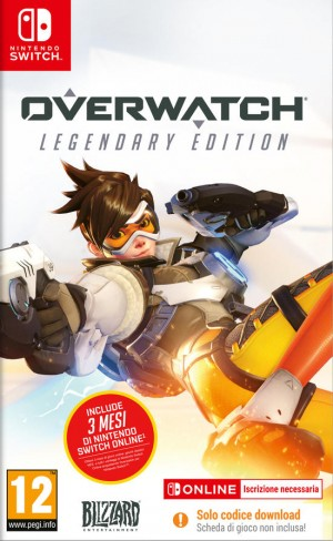 Cover Overwatch (Nintendo Switch)