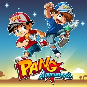 Cover Pang Adventures (Nintendo Switch)