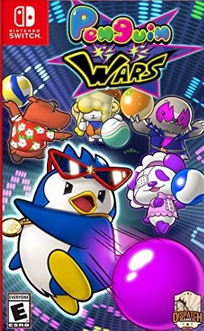 Cover Penguin Wars (Nintendo Switch)