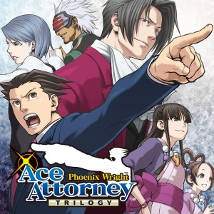 Cover Phoenix Wright: Ace Attorney Trilogy