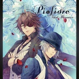 Cover Piofiore: Fated Memories