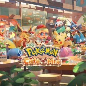 Cover Pokemon Cafe Mix