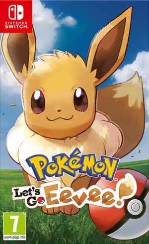 Cover Pokémon: Let's Go, Eevee! (Nintendo Switch)