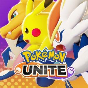 Cover Pokémon UNITE