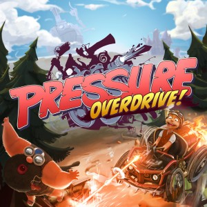 Cover Pressure Overdrive (Nintendo Switch)