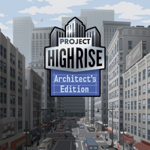 Cover Project Highrise: Architect's Edition