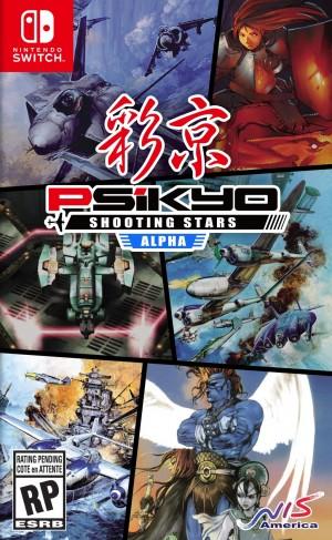 Cover Psikyo Shooting Stars Alpha
