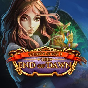 Cover Queen's Quest 3: The End of Dawn