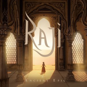 Cover Raji: An Ancient Epic