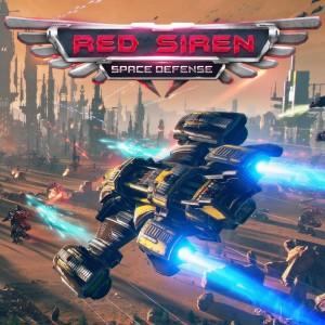 Cover Red Siren: Space Defense