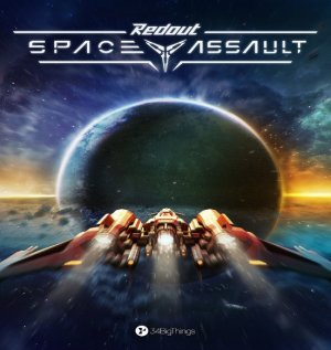 Cover Redout: Space Assault