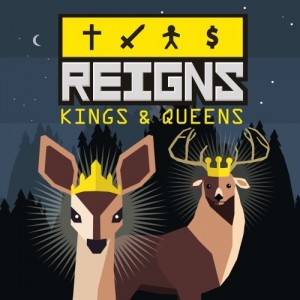 Cover Reigns: Kings & Queens