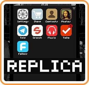 Cover Replica