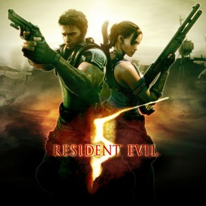 Cover Resident Evil 5 (Nintendo Switch)