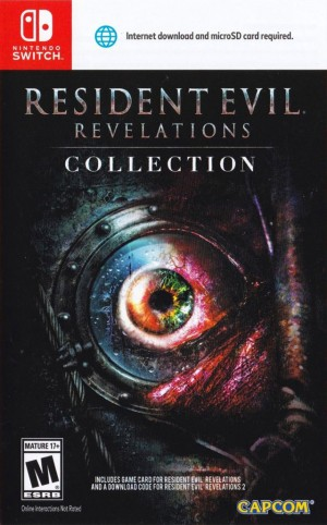 Cover Resident Evil: Revelations Collection