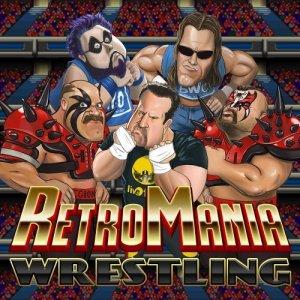 Cover RetroMania Wrestling