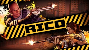 Cover RICO (Nintendo Switch)
