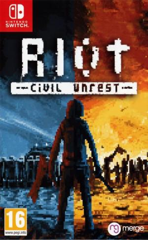 Cover Riot: Civil Unrest