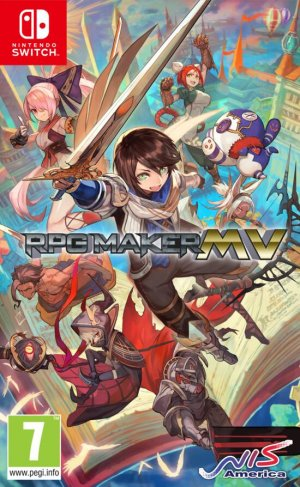 Cover RPG Maker MV (Nintendo Switch)