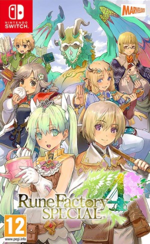 Cover Rune Factory 4 Special