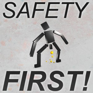 Cover Safety First! (Nintendo Switch)