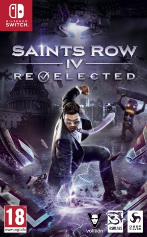 Cover Saints Row IV: Re-Elected (Nintendo Switch)
