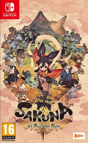 Cover Sakuna: Of Rice and Ruin (Nintendo Switch)