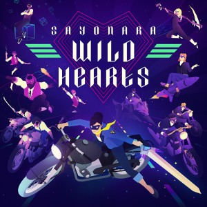 Cover Sayonara Wild Hearts (Nintendo Switch)