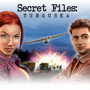 Cover Secret Files: Tunguska