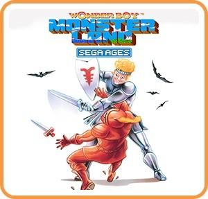 Cover Sega Ages: Wonder Boy in Monster Land
