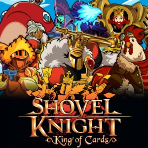 Cover Shovel Knight: King of Cards