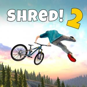 Cover Shred! 2 - Freeride Mountainbiking