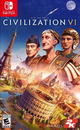 Cover Sid Meier's Civilization VI