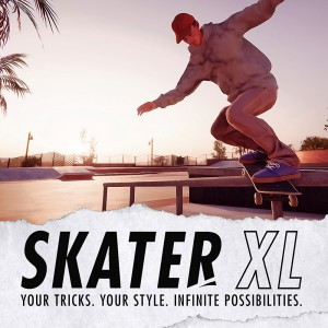 Cover Skater XL (Nintendo Switch)