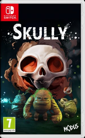 Cover Skully (Nintendo Switch)
