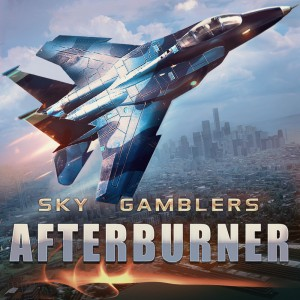 Cover Sky Gamblers - Afterburner