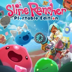 Cover Slime Rancher: Plortable Edition