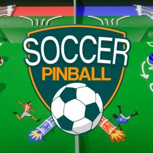 Cover Soccer Pinball (Nintendo Switch)