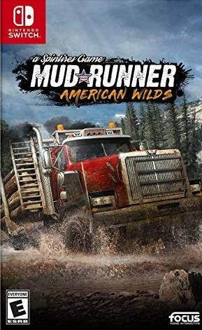 Cover Spintires: MudRunner - American Wilds