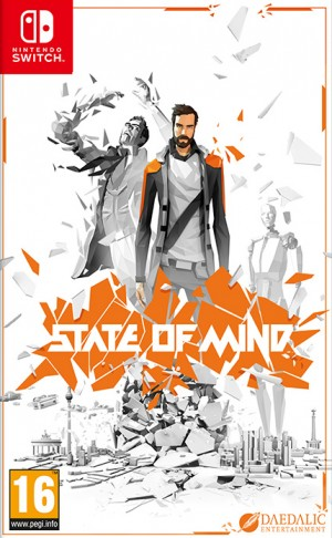 Cover State of Mind