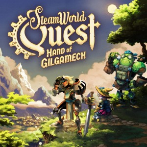 Cover SteamWorld Quest: Hand of Gilgamech