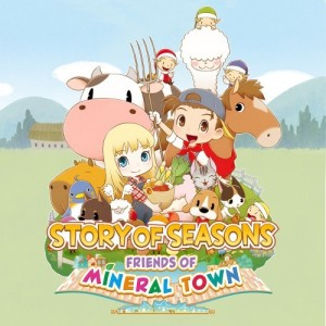 Cover Story of Seasons: Friends of Mineral Town